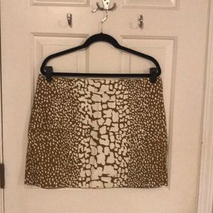 Adorable JCrew skirt size 12